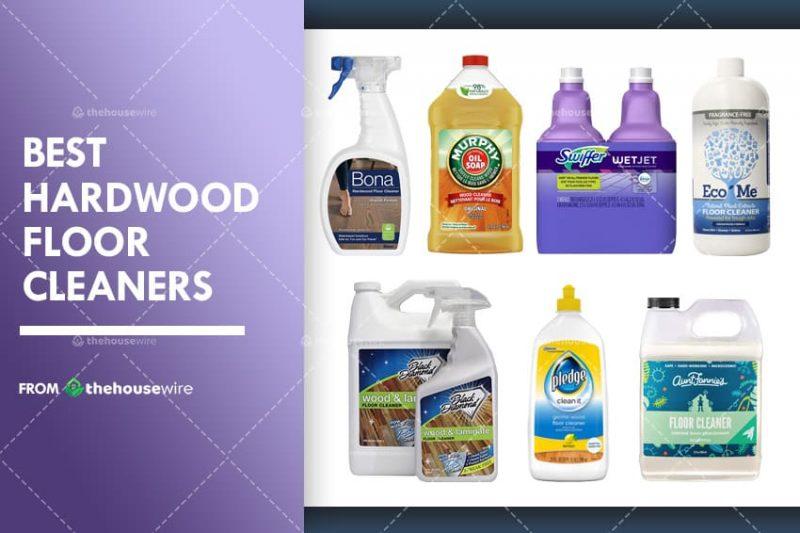 The 7 Best Hardwood Floor Cleaners Of 2020
