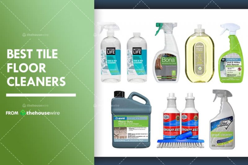 The 7 Best Tile Floor Cleaners Of 2020
