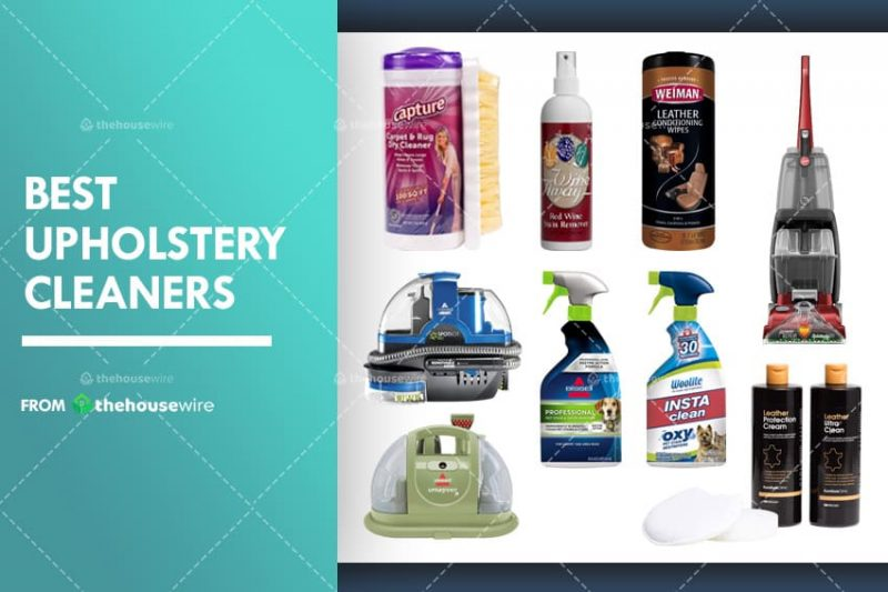 The 9 Best Upholstery Cleaners Of 2020