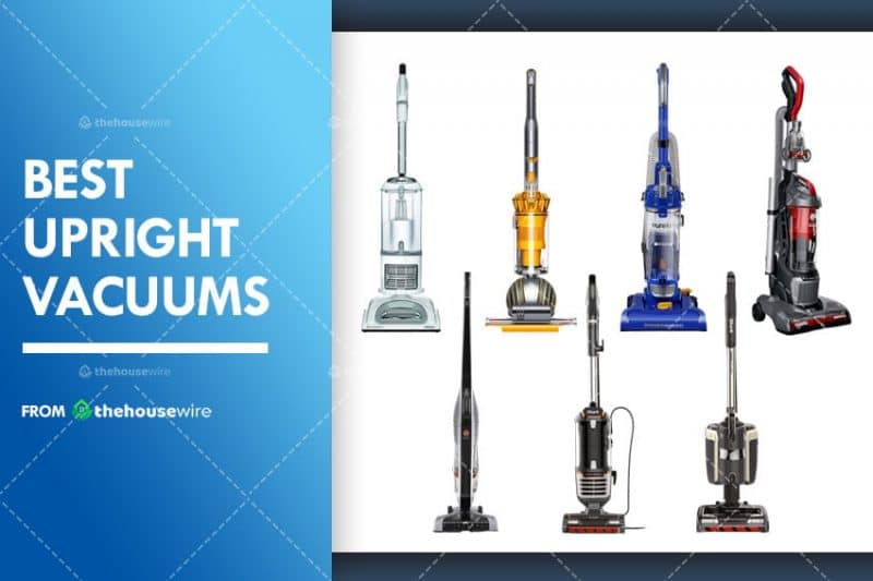The 7 Best Upright Vacuums Of 2020