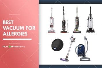 The 7 Best Vacuums For Allergies of 2021