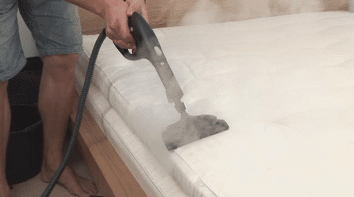 How To Steam Clean The Mattress
