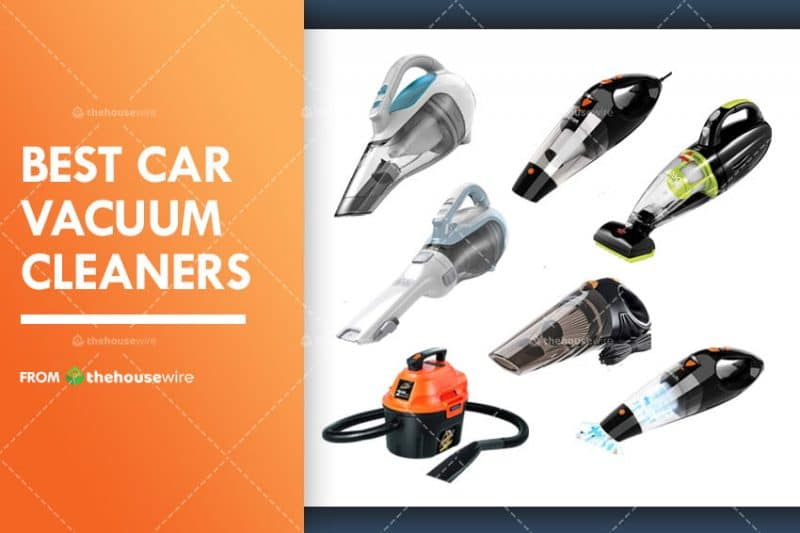 The 7 Best Car Vacuum Cleaners Of 2020