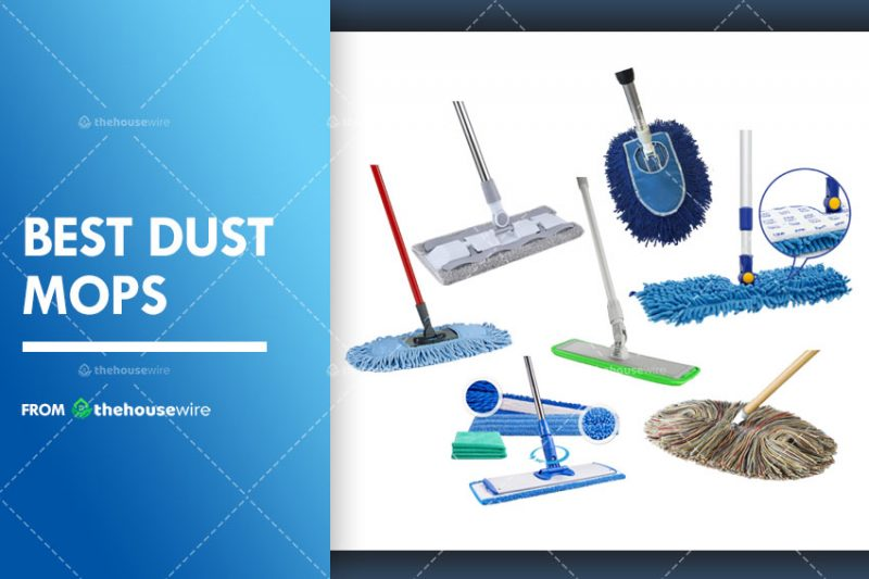 The 7 Best Dust Mops Of 2020