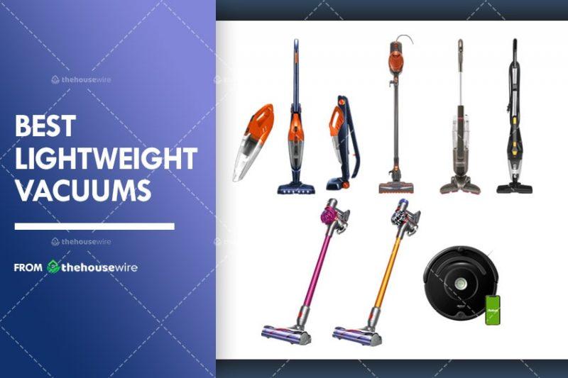 The 7 Best Lightweight Vacuums Of 2020