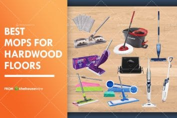 The 8 Best Mops For Hardwood Floors of 2021