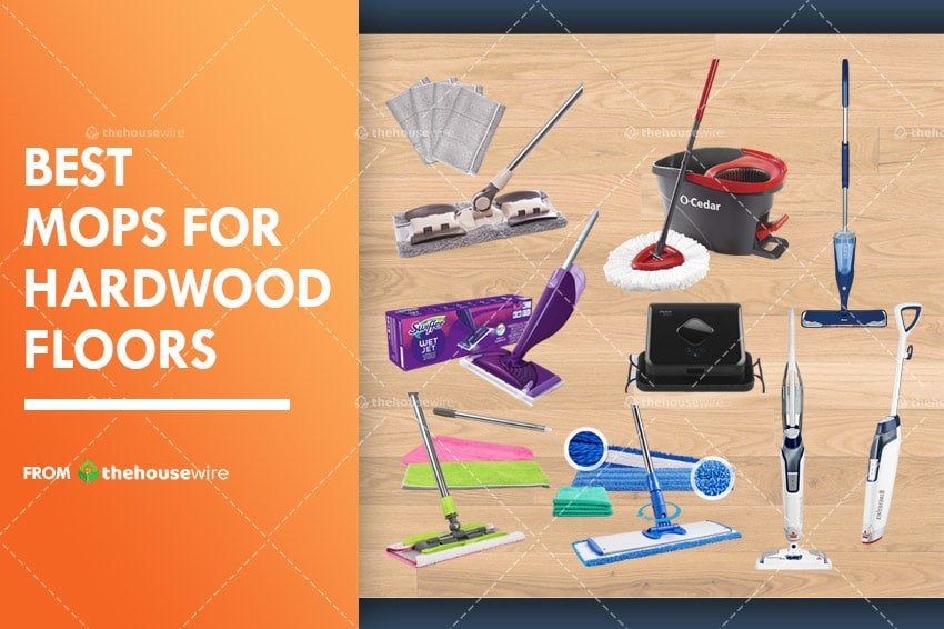 The 8 Best Mops For Hardwood Floors Of 2021 Housewire