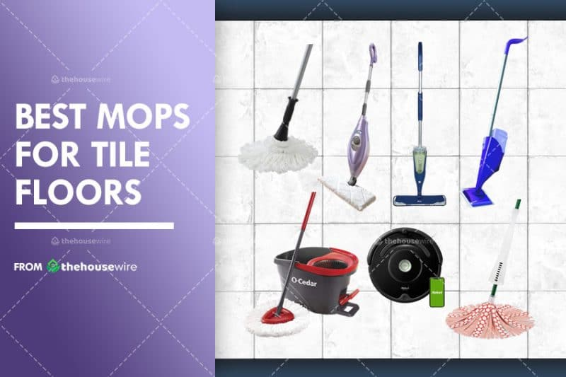 The 7 Best Mop For Tile Floors Of 2020