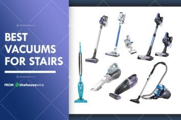 The  7 Best Vacuums For Stairs Of 2020
