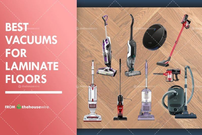 The 8 Best Vacuum For Laminate Floors Of 2020