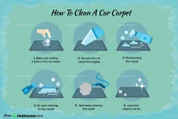 How to Clean Car Carpet (Step-by-Step Guide)