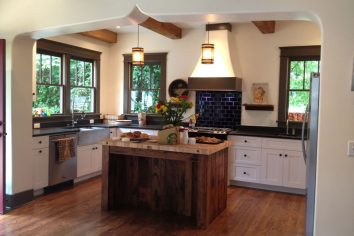 25 Most Favorite Ideas of Reclaimed Barn Wood Kitchen Islands
