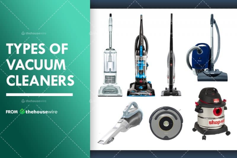 What's the Difference Between All the Types of Vacuums?