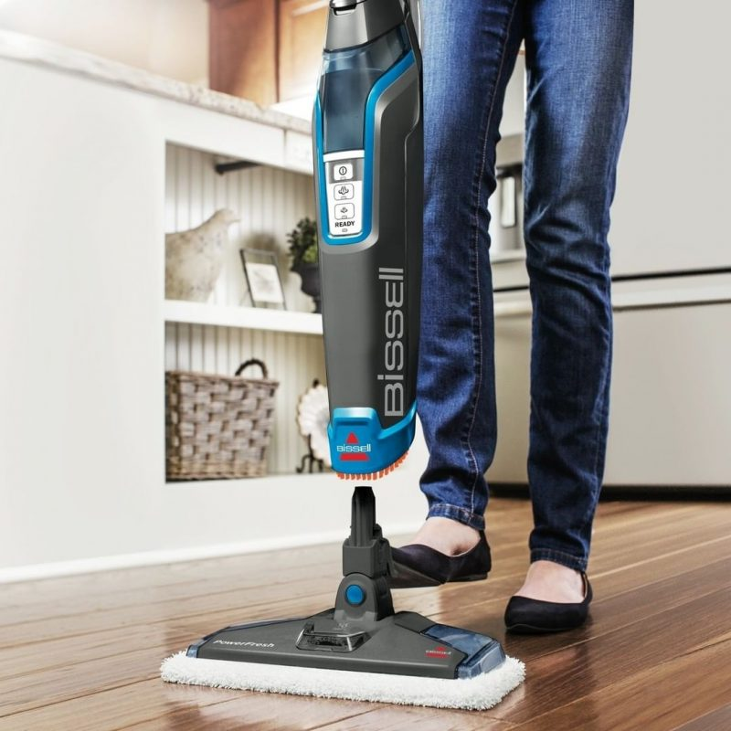 Bissell PowerFresh Pet Lift-Off Steam Mop Review