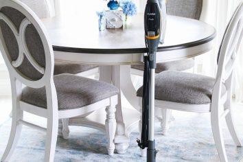 Eureka Blaze 3-in-1 Swivel Lightweight Stick Vacuum Review-min