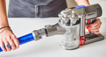 How to Clean a Dyson Vacuum (Step-By-Step Guide)