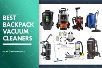 The 8 Best Backpack Vacuum Cleaners of 2021