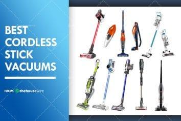 Best Cordless Stick Vacuums of 2021