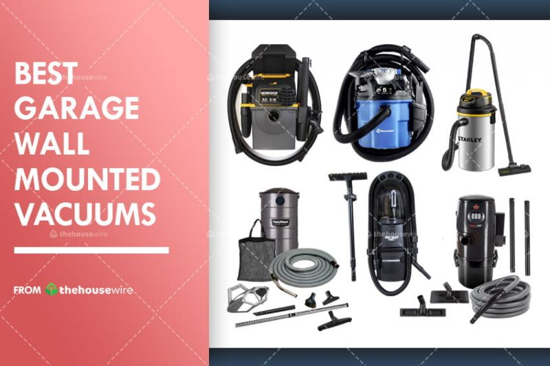 The 6 Best Garage Wall Mounted Vacuum Systems Of 2020