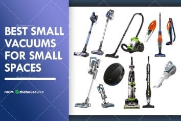 The 9 Best Small Vacuum For Small Spaces of 2021