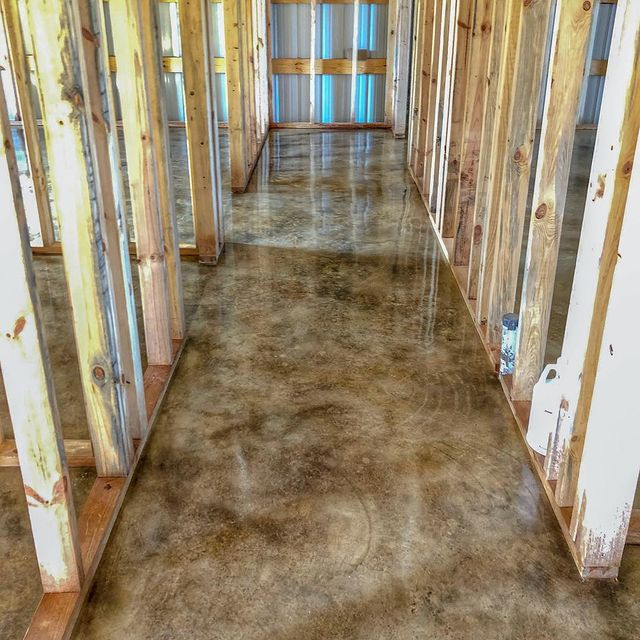 How To Clean Concrete Floors Sealed